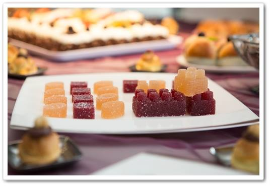 Gelatine di frutta / Fruit jellies