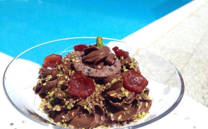 """Dessert Passione Cioccolato su Gambero Rosso Channel a """"Dolcemente con…"""""""