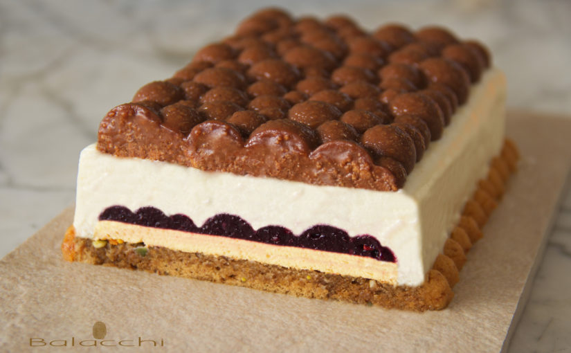 Torta Ikebana